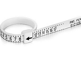 Ring Sizer, Multisizer, free shipping to US