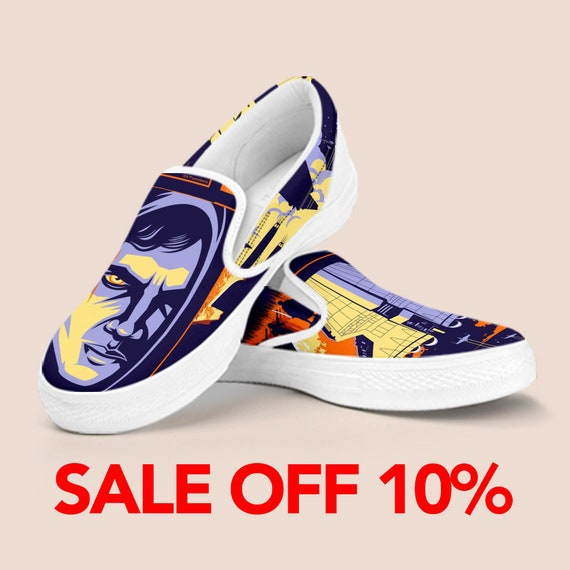 Star Star Art Wars Slip Custom Slip ons Shoes Star Wars Star Vader On Wars Death Slip Darth Star Shoes On Gift Custom Vans Wars Shoes UnwqTw0I