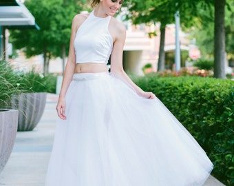 The Audrey with Tulle