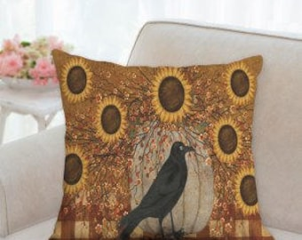 Fall Designer Pillow