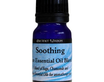 Soothing Essential Oil Blend - 10 ml