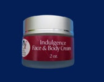 Indulgence Face & Body Cream