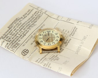 New 17 jewels watch Luch