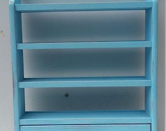Beautiful small shelf  shabby chic