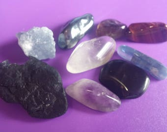 Crystals for Paranormal Investigators