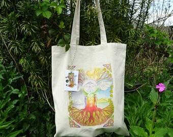 World Tree Tote Bag