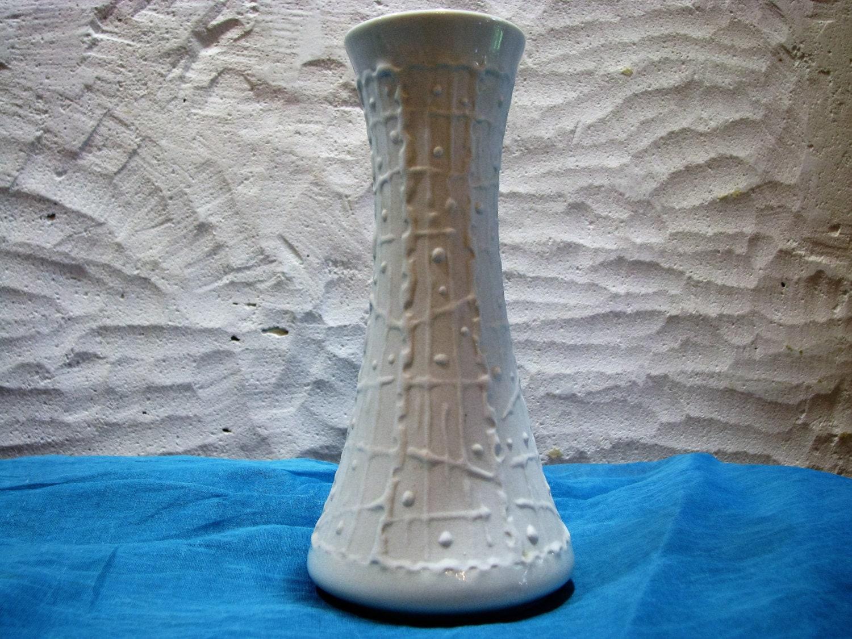 60er jahre op art vase royal kpm porzellan vintage sixties. Black Bedroom Furniture Sets. Home Design Ideas