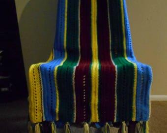 Pasadena Stripes Blanket