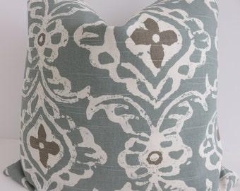 Teal light taupe  Pillow covers, Aqua pillow covers, Pillows, Decorative Pillows, Bed Pillows, Accent Pillow