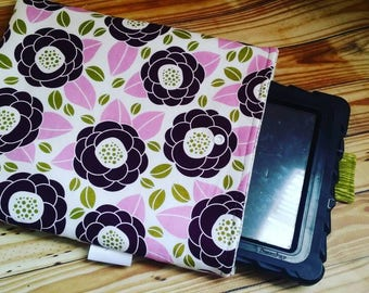 Custom made Ipad/ Tablet padded case. Made to order, ipad case, tablet sleeve, padded case