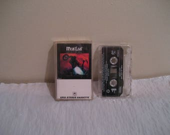 Bat Out of Hell by Meat Loaf (Cassette, Oct-1990, Epic)