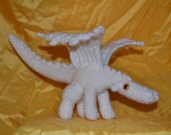 Dragon - Handmade Amigurumi Crochet Dragon