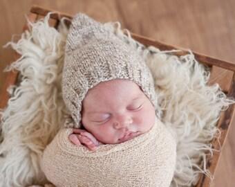 PATTERN Hoodlet pixie hood baby toddler hat