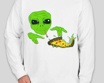 Alienated Long Sleeve Tee