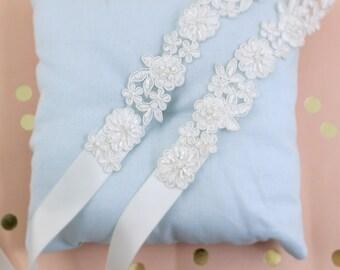 Ivory Beaded Lace Wedding Sash, Bridal Sash, Bridesmaid Sash, Flower Girl Sash, Ivory Lace Sash Belt, SH-69
