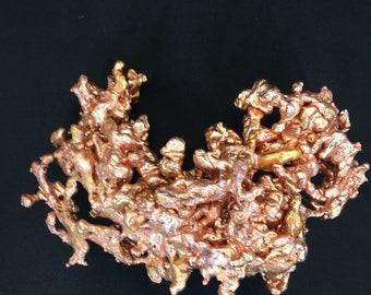 Michigan sculpture copper