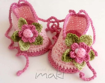 Baby Bootie Pattern Pdf Pattern Baby Shoes Felt Shoes 3 Designs 2