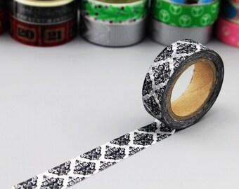 Washi Tape - Japanese Washi Tape - Masking Tape - Deco Tape - WT1042