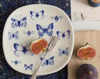 Butterfly side Plate