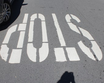 Stop Sign Photo Upside Down