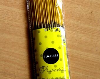 floberry artisan plumeria incense