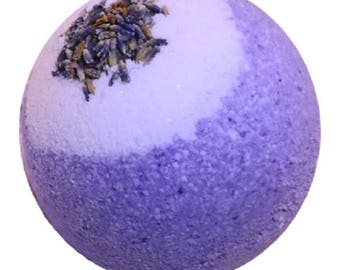 French Lavender Bath Bomb, 8 oz.
