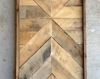 Reclaimed Wood Wall Art | barn wood | reclaimed | art
