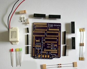 AYAB Shield Kit v1.3TH - Brother Knitting Machines KH 910/950+ KH 930/940 alternative Patterncontrol