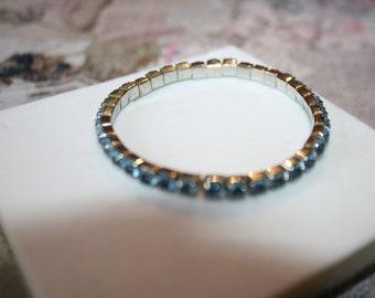 Bracelet beads rhinestone