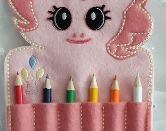 Childrens Crayon holders.
