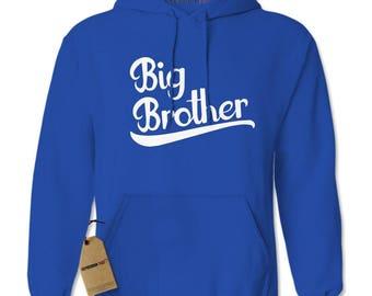 Big Brother  Adult Hoodie Sweatshirt