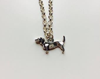 Dashund | Dachshund | Dachshound | Sausage Dog | Dog | Cute | Necklace