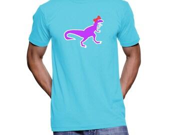 Girl Dinosaur T-Shirt