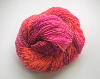 80/20 Superwash Merino/Nylon Sock 3/10-Off Tropic