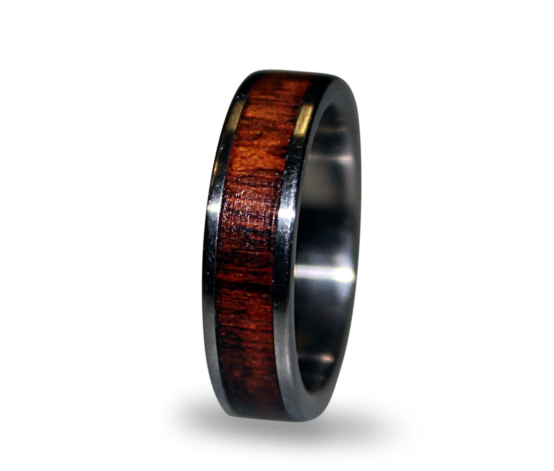 zoom - Mens Wedding Rings Titanium