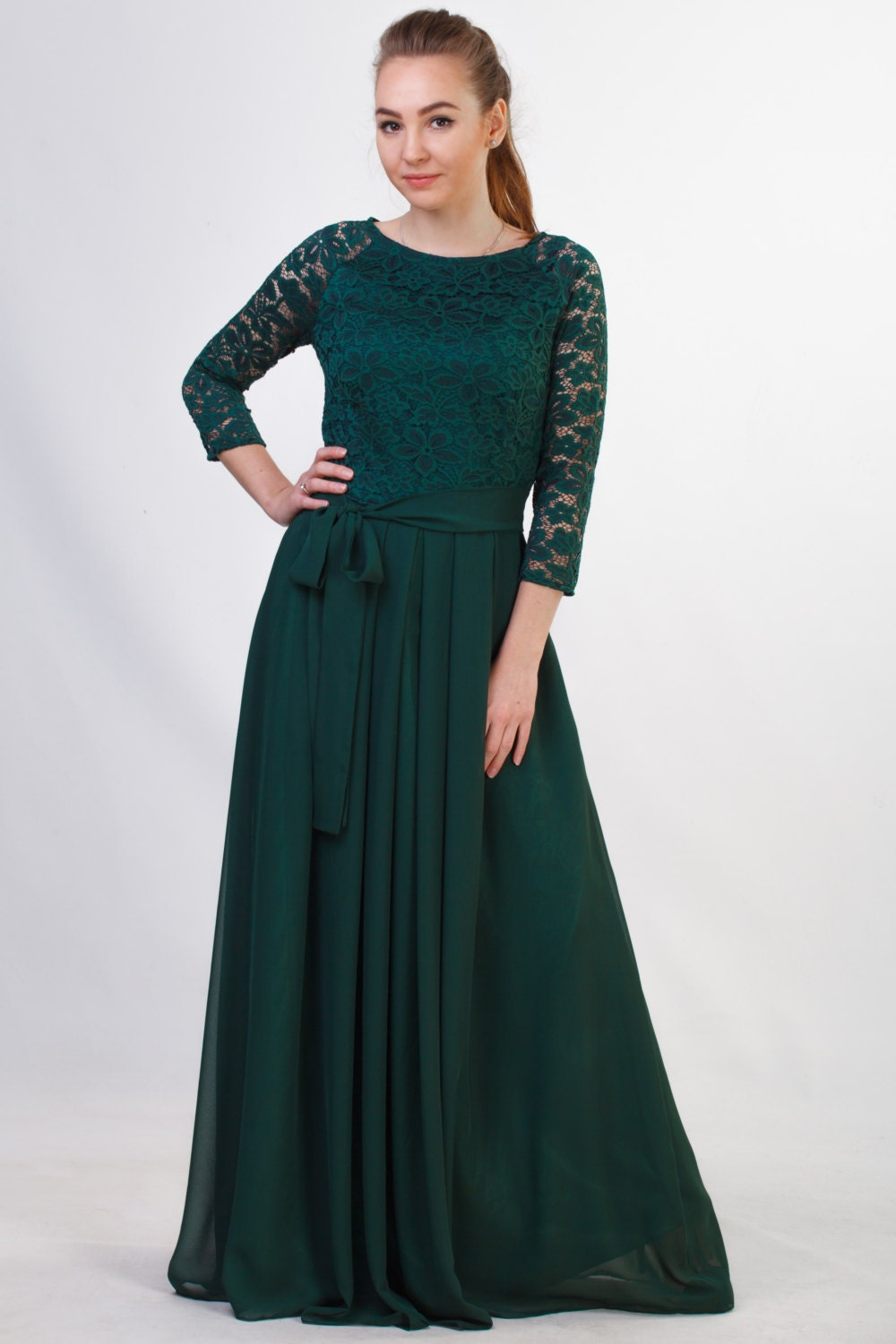 Dark green bridesmaid dress lace green bridesmaid dress with description lace dark green dress ombrellifo Choice Image