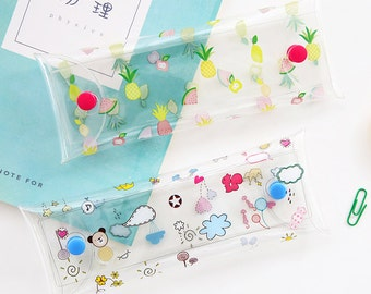 Cute Pencil Case -Pencil Pouch Receive Pouch