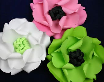 "X-Large, giant paper flower, large paper flower, big paper flower for any occasion ""AUTUMN"""