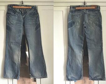 Vintage Tommy Hilfiger Jeans Women Men Denim Blue Jeans