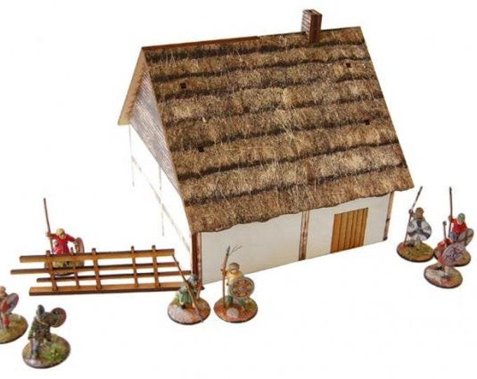 Age of Saga: Medieval Dwelling - Bandua Wargames