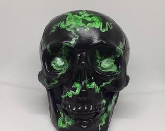 Cali Green, Smoking Skull