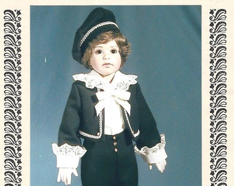Rose Pinkul Originals - Costume Dress Sewing Pattern for the Charlotte Doll - RP338