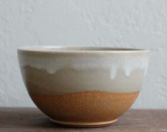 Rustic Gray Soup Bowls