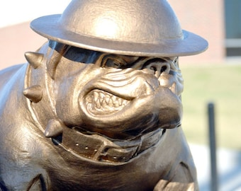 Sargeant Dawg ... Military Style English Bulldog Mascot