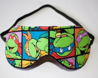 Ninja Turtle Sleeping Eye Mask
