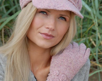 Lambswool Gloves, Knitting Pattern, Woollen Gloves, Long Knit Gloves, Knitted Gloves Pattern, Instant Download pdf