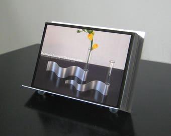 Modern Minimalist Postcard Holder