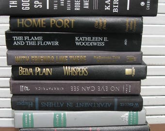 black and gray book stack wedding books traditional library