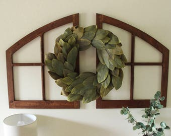 Arched Window Panes - Large