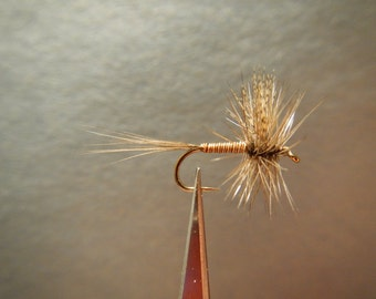 Red Quill Dry Fly (6 flies)